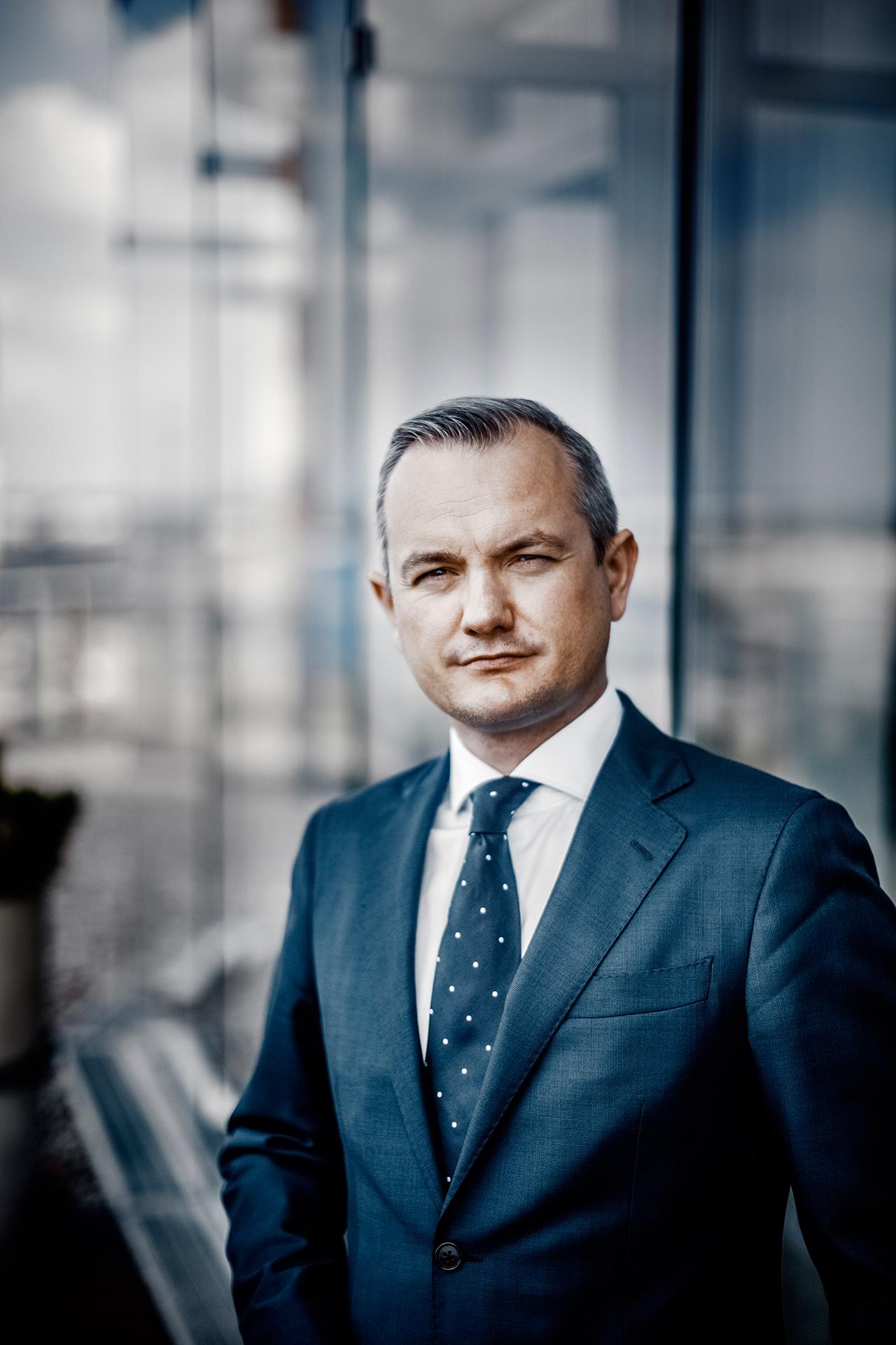 Robert Pietryszyn, prezes Zarządu Grupy LOTOS S.A.