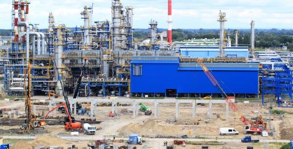 Lipcowy raport z budowy Projektu EFRA
