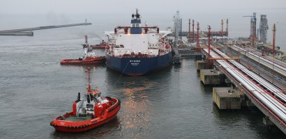 Another delivery of crude oil from the US to Grupa LOTOS