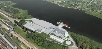 Project to construct small-scale LNG terminal in Gdańsk enters next stage
