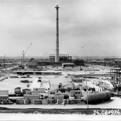 History of the refinery