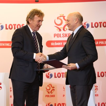 Grupa LOTOS Is the Major Sponsor of the Polish National Football Team