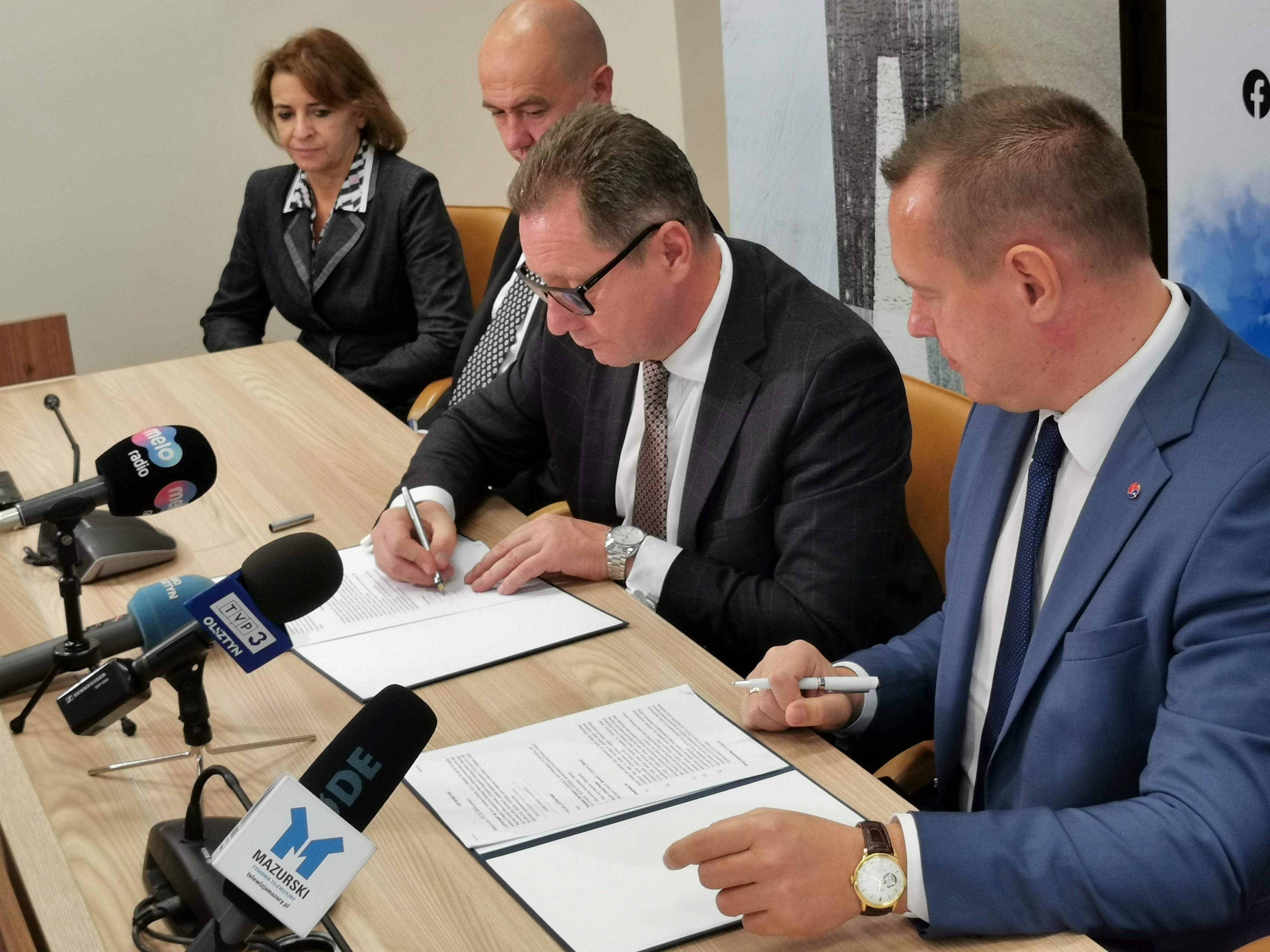 Podpisanie listu intencyjnego3