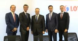 Umowa sprzedaży koksu w ramach Projektu EFRA