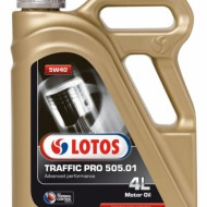 LOTOS Traffic PRO 505.01 5W40 4L