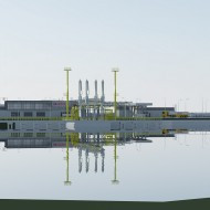 The small-scale LNG terminal in Gdańsk - visualizations3